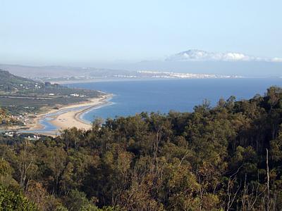 Parque Natural del Estrecho, Tarifa (Cádiz)