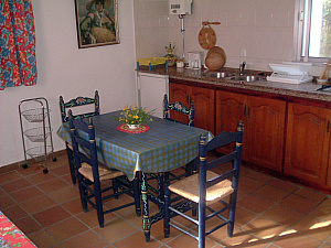 Holiday in Tarifa - Holiday House in Natural Park: EL  PAJAR